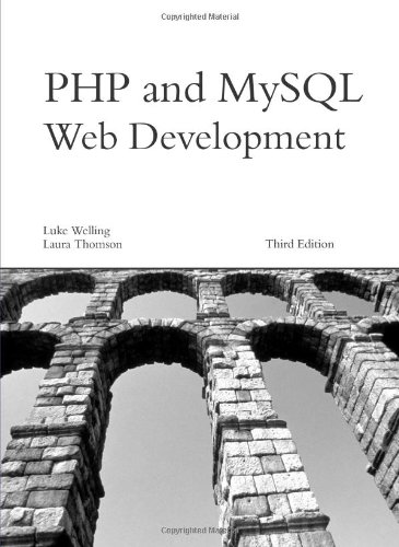 PHP and MySQL Web Development, w. CD-ROM (Developer's Library)