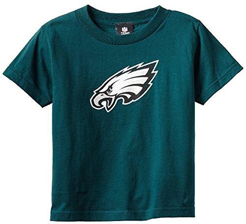 NFL Philadelphia Eagles Logo Baby Football T-Shirt, 18 (Reebok Philadelphia Eagles Shirt)