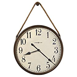 Howard Miller 625-615 Bota Wall Clock