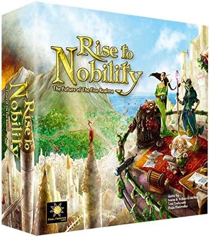 TCG Factory- Rise to Nobility (TCGRISNOB01)