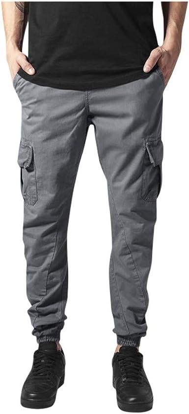 NUSGEAR VPASS Pantalones para Hombre Casuales Moda ...