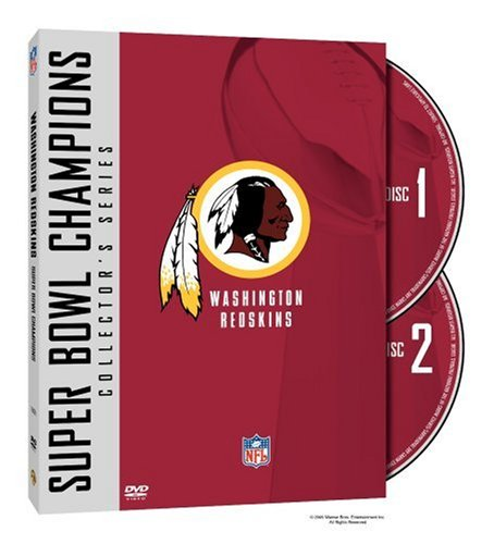 NFL Super Bowl Collection - Washington Redskins