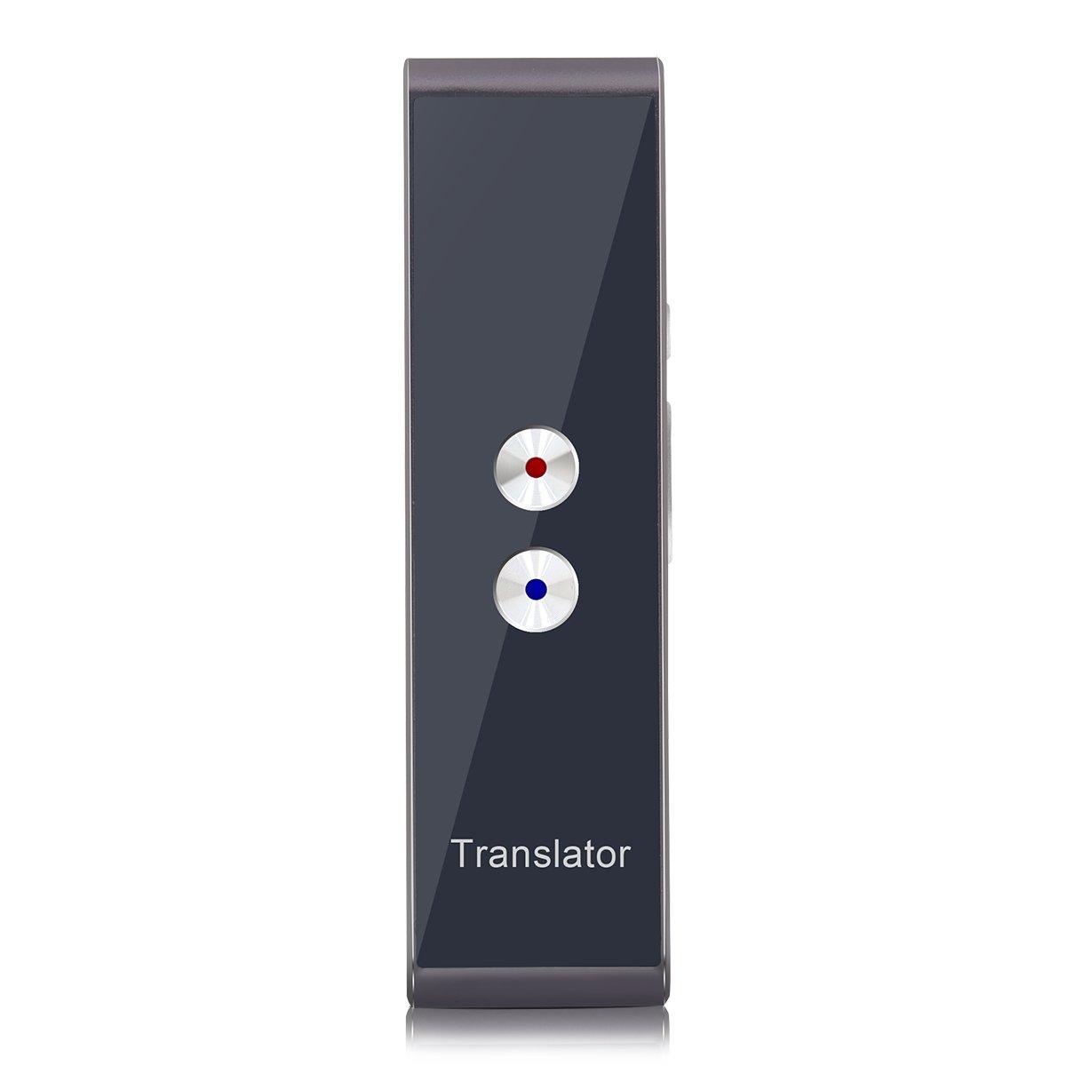 Smart Voice Traduzione istantanea per attività di viaggio Shopping Impara carpuride