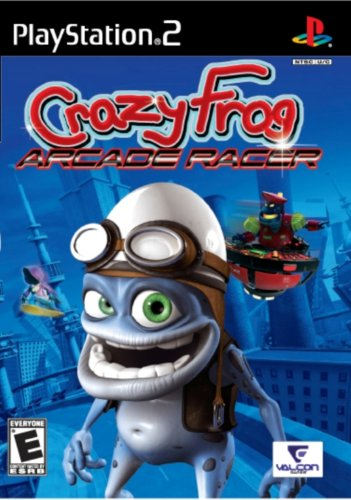 Crazy Frog Arcade Racer - PlayStation 2