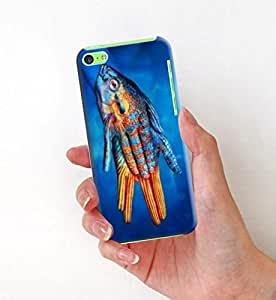 DIY ARTICLE IPhone 5 Case animal hand Painting Art case for Iphone 5 with original package