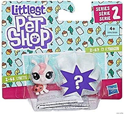 Littlest Pet Shop- Littles Pep Pet Pack 2, única (Hasbro B9389EUA)