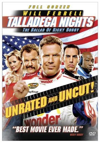 Talladega Nights - The Ballad of Ricky Bobby (Unrated Full Screen Edition) by Sony Pictures Home Entertainment