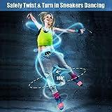 LAMANTOP Socks for Dancing- Over Sneakers Shoe