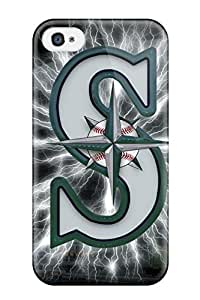 High Quality ZppSXun3626LXefI Seattle Mariners Tpu Case For Iphone 4/4s