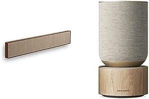 Bang & Olufsen Beosound Stage Wireless Multiroom Soundbar and Beosound Balance Wireless Multiroom Speaker