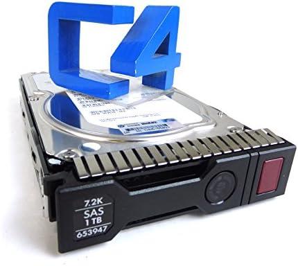 HP 652753-B21 1TB 6G SAS 7.2K RPM LFF