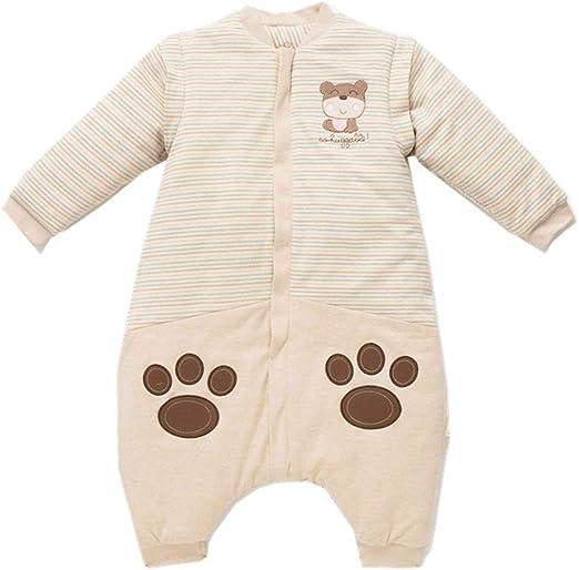 Zengqhui Saco de Dormir del bebé Gruesa de algodón for bebés Saco ...
