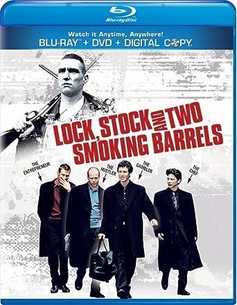 Lock Stock And Tow Smoking Barrels