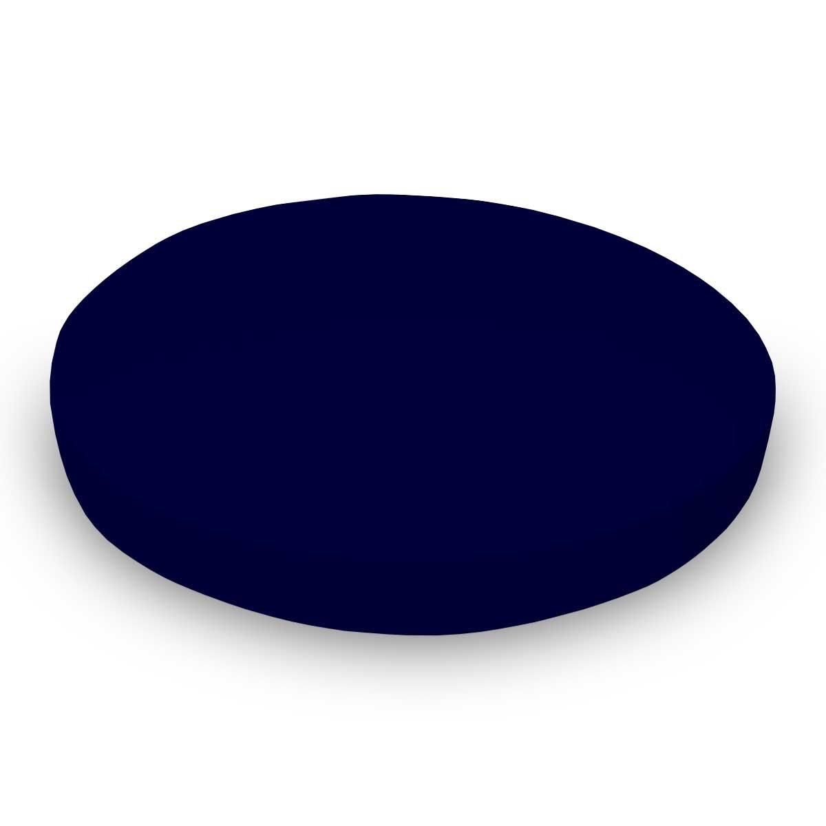 SheetWorld Round Crib Sheet - Purple Jersey Knit - Made In USA by sheetworld   B004P397B6
