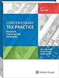 img - for Contemporary Tax Practice:???????????????????????????????? Research, Planning and Strategies (4th Edition) by John O. Everett (2016-10-10) book / textbook / text book