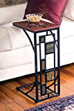 Home N Kitchenware Collection Geometric Design Side Sofa Table, End Table, Coffee Table