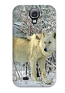 Cute Appearance Cover/tpu DDcsMfj6786cYncg Wolf Case For Galaxy S4