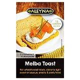 Aleyna Melba Toast 100 g (Pack of 12)