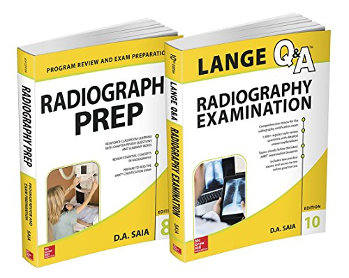 Saia Radiography Review Value Pack (VALPACK)