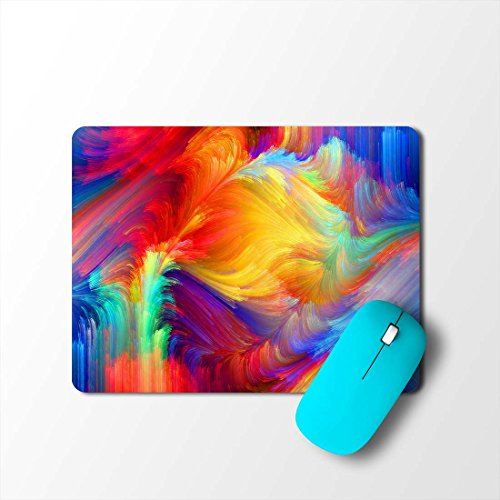 100yellow® Symphony of Colours Designer Gaming Mouse Pads for Laptop and Computer