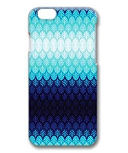 Blue Colorful Custom Protective 3D Case for iphone 5 5s -1220011