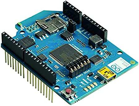 Arduino Shield WiFi con Antena integrada: Amazon.es: Informática