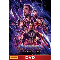 Avengers: Endgame (DVD)