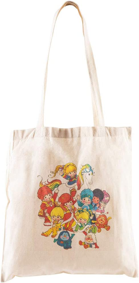 Rainbow Brite and the Colour Kids Tote Shopping Bag