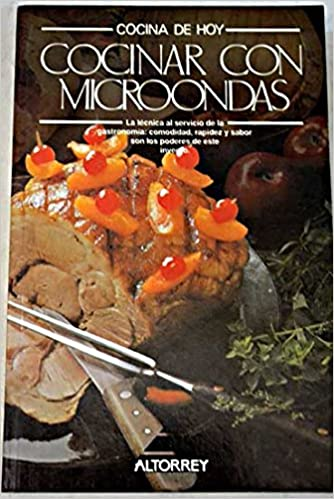 COCINAR CON MICROONDAS: Amazon.es: VV. AA.: Libros