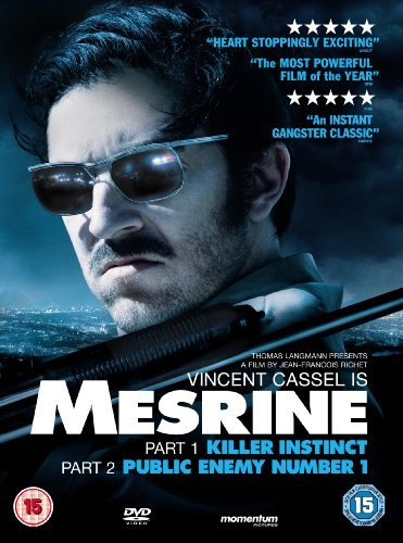 (Mesrine: Killer Instinct / Public Enemy Number One)