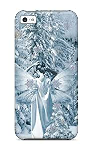 linJUN FENGDurable Snow White Fairy Back Case/cover For iphone 4/4s