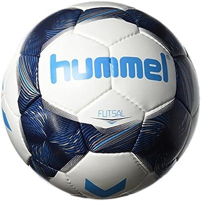 hummel Niños Sala Fútbol, White/Vintage Indigo/Turquoise, 4 ...