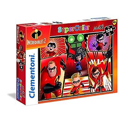 Clementoni 23723 Supercolor Puzzle Multicolore 23723