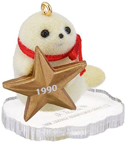 Hallmark Keepsake Ornament - Little Seal - 1990 Miniature XPR9721