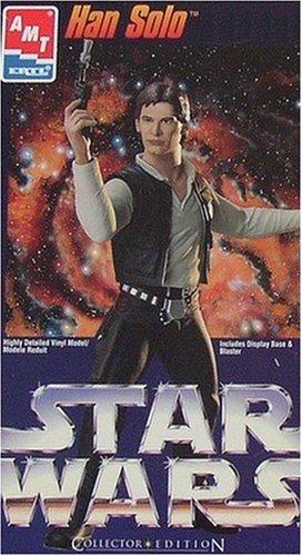 - Star Wars Han Solo Vinyl Model Kit by AMT Ertl