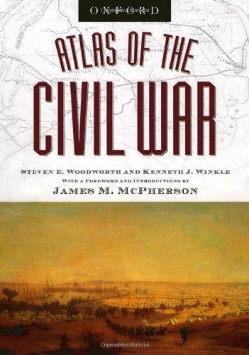 The Oxford Atlas of the Civil War pdf