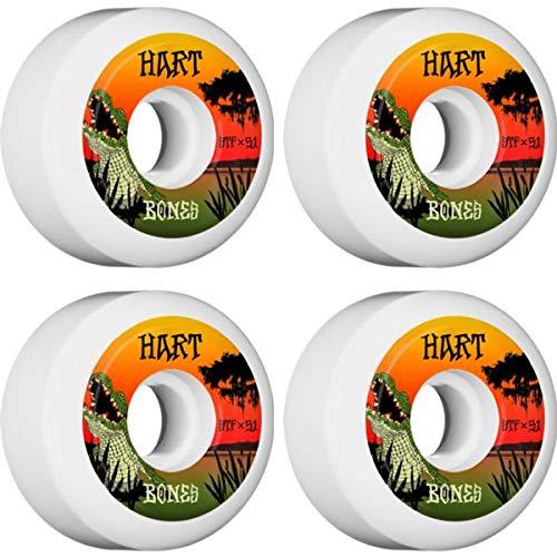 多様な Bones Wheels Paul B07JQ8579Z Hart Wheels Pro STF Bait Gator Bait V5 スケートボードホイール - 51mm 103a (4個セット) B07JQ8579Z, カヌマシ:1f3dbde1 --- mvd.ee