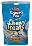 Hartz Dentist'S Best Beef Flavored Chewy Dental Dog Bone Treats – Small, 20 Pack Review