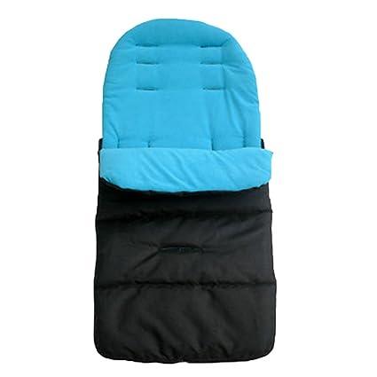 Saco de dormir universal para cochecito de bebé, cochecito, cochecito de bebé, resistente
