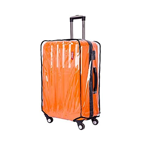 7337e2e84ff7 Amazon.com: Wetietir Luggage Suitcase 20-Inch Universal Transparent ...