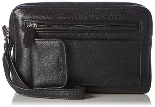 Luis Picard, Bags Briefcase, Schwarz, 20x13x4 Cm (bxht) Black (schwarz)