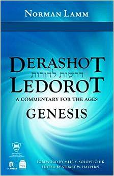 Book Derashot LeDorot: Genesis