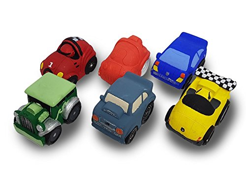 horizon-paint-your-own-cars-figurines-ceramic-arts-craft-kit-for-kids