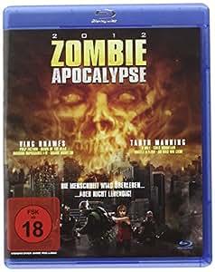 2012 Zombie Apocalypse [Blu-ray] [Alemania]