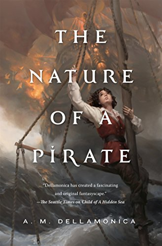 Book Cover: The Nature of a Pirate