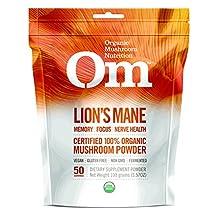 Mushroom Matrix Lions Mane - Organic - Powder - 3.57 oz
