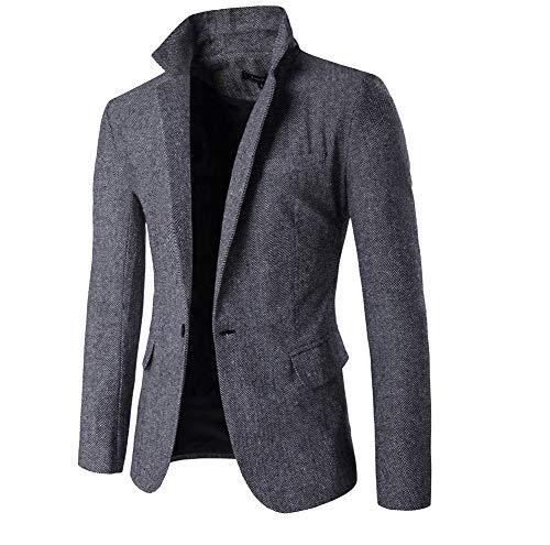 Noir Veste Amp;un Jacket Bouton Réunion Charmant Fit Blazer Blanc q41RHndxw