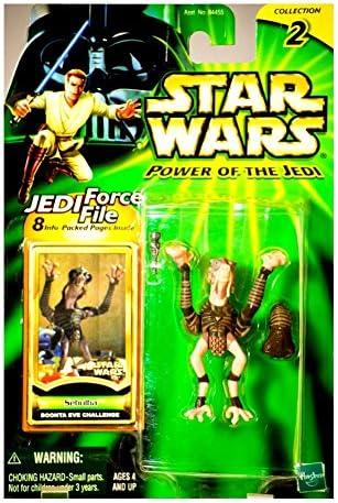 Sebulba Star Wars Power of the Jedi Action Figure Hasbro 84266 Boonta Eve Challenge