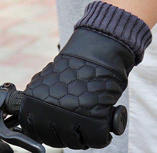 Thermal Motorbike Gloves - 8
