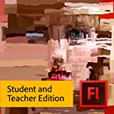 Adobe Flash Professional CS6 - For Students or Teachers Mac